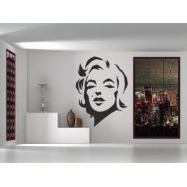 Samolepka na zeď Marilyn Monroe 1353
