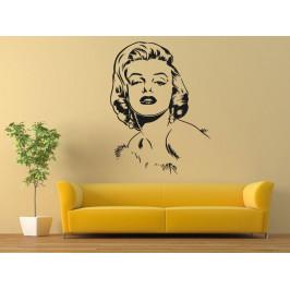 Samolepka na zeď Marilyn Monroe 1357