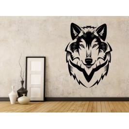 Samolepka na zeď Vlk 1402