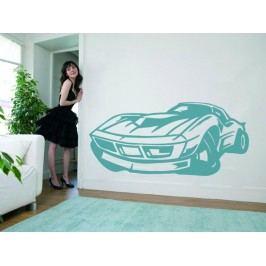 Samolepka na zeď Auto 016