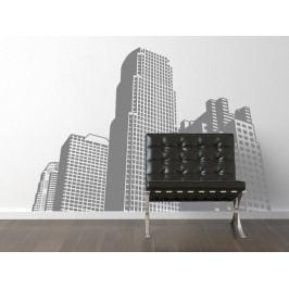 Samolepka na zeď Město 001
