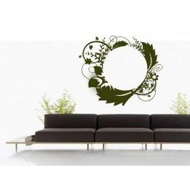 Samolepka na zeď Ornamenty z rostlin 029