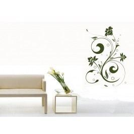 Samolepka na zeď Ornamenty z rostlin 040