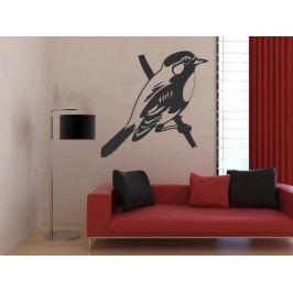 Samolepka na zeď Pták 013