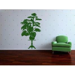 Samolepka na zeď Rostlina 016