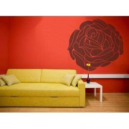 Samolepka na zeď Růže 006