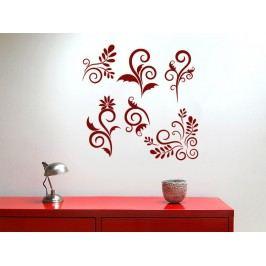 Samolepka na zeď Sada ornamentů 001