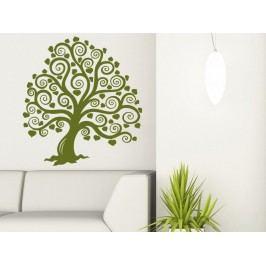 Samolepka na zeď Strom 015