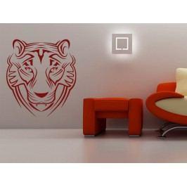 Samolepka na zeď Tygr 009