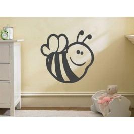 Samolepka na zeď Včela 001