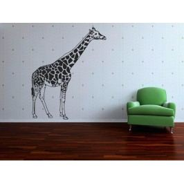 Samolepka na zeď Žirafa 002