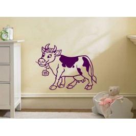 Samolepka na zeď Kráva 005