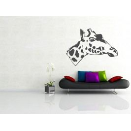 Samolepka na zeď Žirafa 006