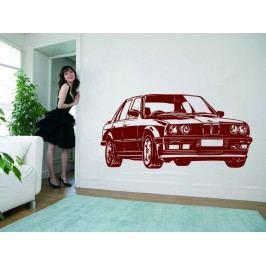 Samolepka na zeď Auto 030