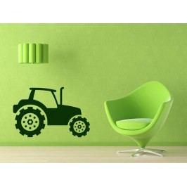 Samolepka na zeď Traktor 002