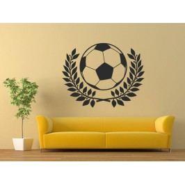 Samolepka na zeď Fotbalový míč 002