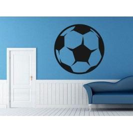 Samolepka na zeď Fotbalový míč 009