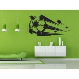 Samolepka na zeď Fotbalový míč 010