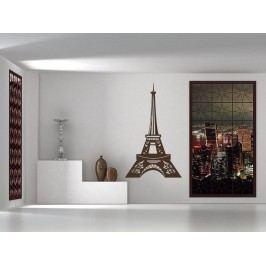 Samolepka na zeď Eifelova věž 006