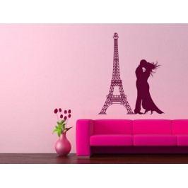 Samolepka na zeď Eifelova věž 007