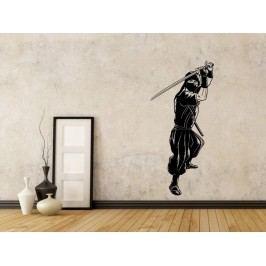 Samolepka na zeď Ninja 001