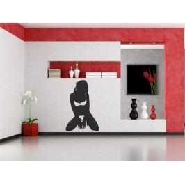 Samolepka na zeď Sexy žena 007