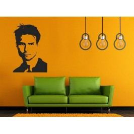 Samolepka na zeď Tom Cruise 001