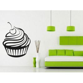 Samolepka na zeď Cupcake 0066