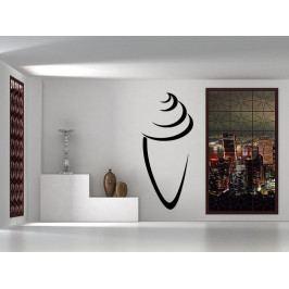Samolepka na zeď Zmrzlina 0121