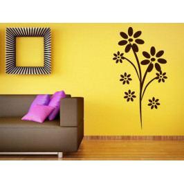 Samolepka na zeď Květiny 0180