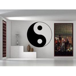 Samolepka na zeď Jing Jang 0314
