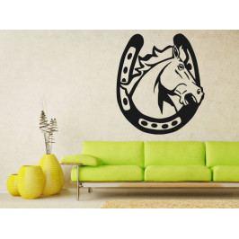 Samolepka na zeď Kůň 0390