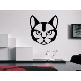 Samolepka na zeď Kočka 0490