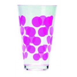 ZAK! designs - Dot Dot sklenice 20cl, fuchsiová (1213-0650)