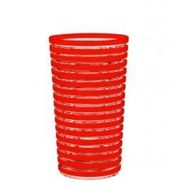 ZAK! designs - Swirl sklenice 36 cl coral (1110-1403)