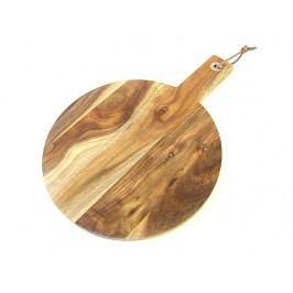 KERSTEN - Prkénko akátové dřevo přírodní  40,5x29x1,5cm - (LEV-6851)