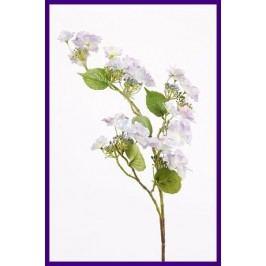 Emerald květiny - Hortenzie řapíkatá, fialová, 95cm - Prémiová řada (416084)