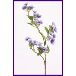 Emerald květiny - Hortenzie řapíkatá, modrá, 95cm - Prémiová řada (416085)