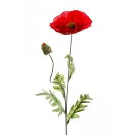 Emerald květiny - Mák červený, 70cm (417028)