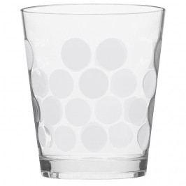 ZAK! designs - Dot dot sklenice, 42 cl, bílá (0438-0045)