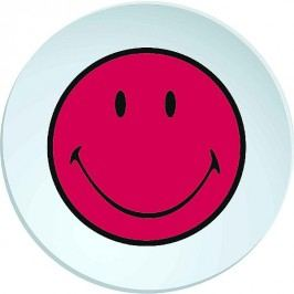 ZAK! designs - Smiley hluboký talíř 20 cm grapefruit (6662-0323)