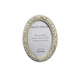 KERSTEN - Fotorámeček antik s patinou,poly 10x15cm - (LEV-4429)