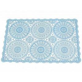 KERSTEN - Set prostírání, PVC, modré 45x30cm bal/4ks - (LEV-3206)