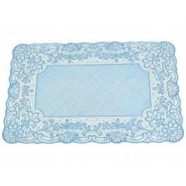 KERSTEN - Set prostírání, PVC modré 45x30cm bal/4ks - (LEV-3211)