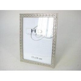 KERSTEN - Fotorámeček cínový, stříbrný 13x18cm - (DIS-4520)