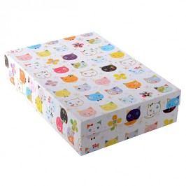 TURNOWSKY - Dárková krabice, Cats white (85521)