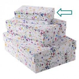 TURNOWSKY - Dárková krabice malá, Flowers purple (85746)