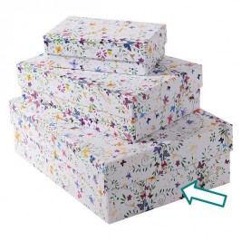TURNOWSKY - Dárková krabice velká, Flowers purple (85748)