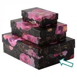 TURNOWSKY - Dárková krabice velká, Midnight Rose (85736)