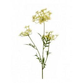 Emerald květiny - Kopr, 3 výhonky, žlutý 80cm (418467)
